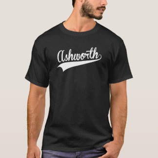 Ashworth, Retro, T-Shirt