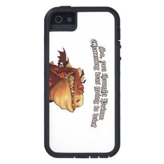 ¿Así pues, usted pensó que el príncipe el encantar iPhone 5 Fundas