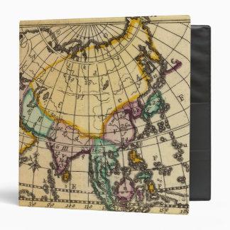 Asia 11 3 ring binder