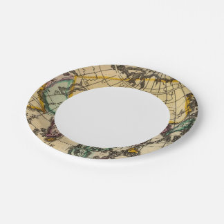Asia 11 platos de papel