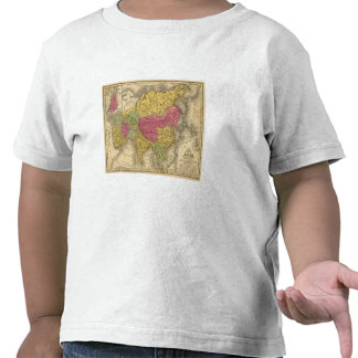 Asia 14 camiseta