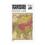 Asia 14 sellos