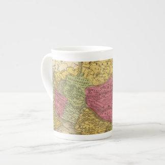 Asia 14 taza de porcelana