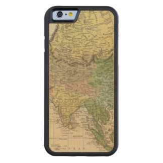 Asia 17 carved® maple iPhone 6 bumper case