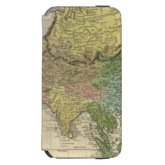 Asia 17 iPhone 6/6s wallet case