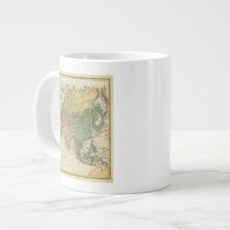 Asia 17 large coffee mug