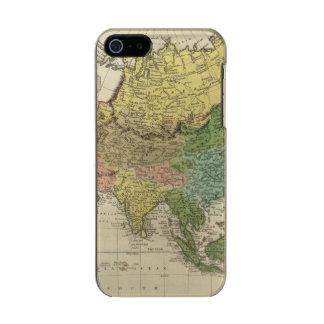 Asia 17 metallic phone case for iPhone SE/5/5s