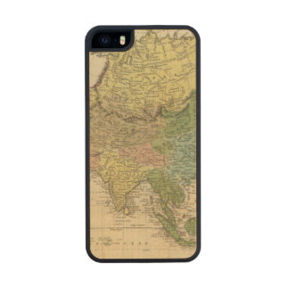 Asia 17 wood phone case for iPhone SE/5/5s