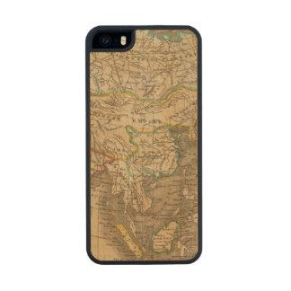 Asia 19 funda de madera para iPhone 5