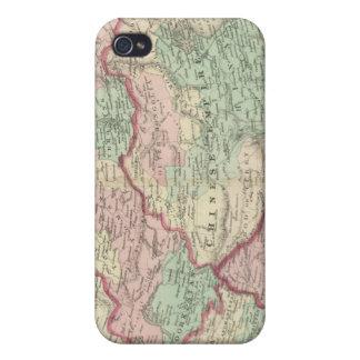Asia 19 iPhone 4/4S carcasa
