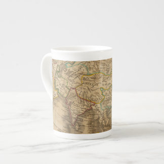Asia 19 taza de porcelana