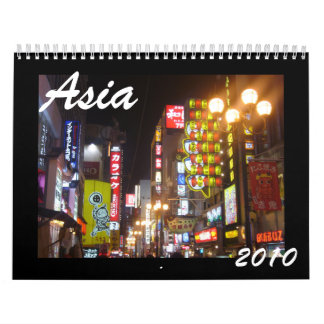 asia 2010 calendar