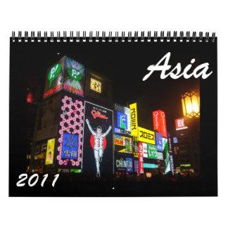 asia 2011 calendar
