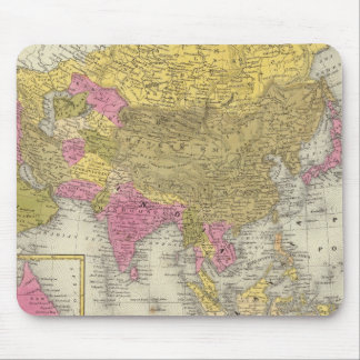 Asia 20 mouse pad