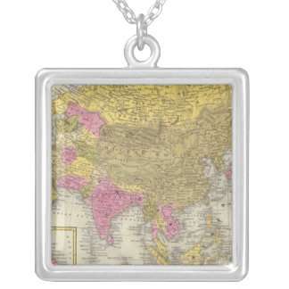 Asia 20 silver plated necklace