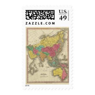 Asia 21 sello