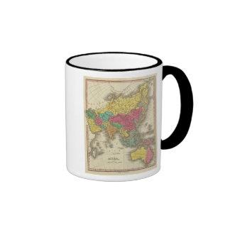 Asia 21 tazas de café