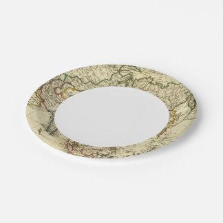 Asia 29 platos de papel