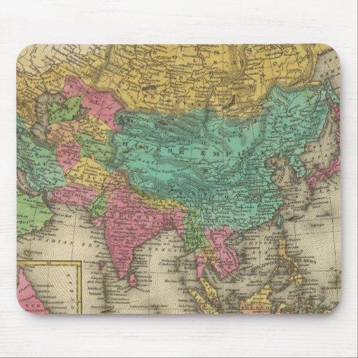 Asia 2 mousepads