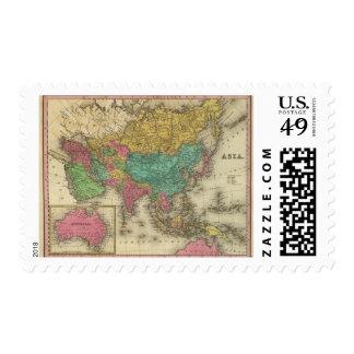 Asia 2 sellos