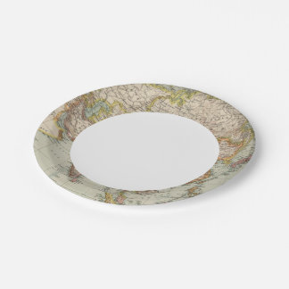 Asia 33 7 inch paper plate