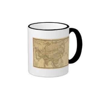 Asia 35 tazas de café