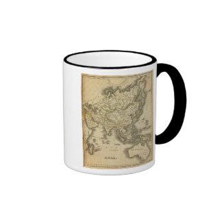 Asia 3 tazas de café