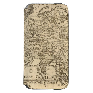 Asia 40 iPhone 6/6s wallet case