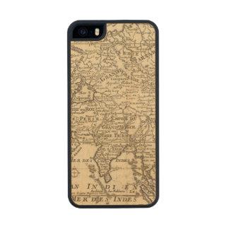 Asia 40 wood iPhone SE/5/5s case
