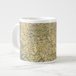 Asia 42 giant coffee mug