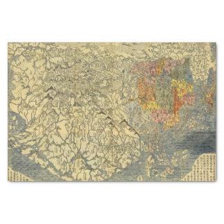 Asia 42 papel de seda pequeño