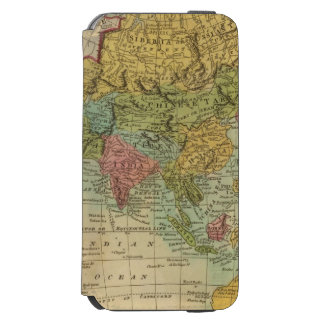 Asia 4 iPhone 6/6s wallet case