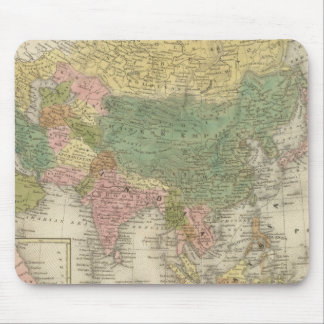 Asia 4 mouse pad