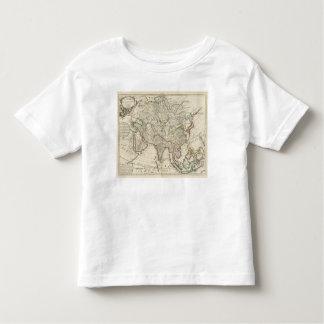 Asia 5 tee shirt