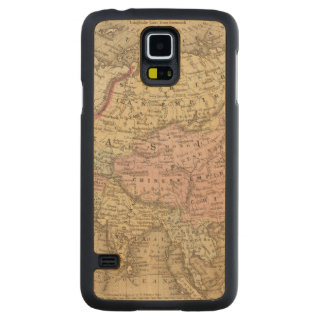 Asia 5 carved® maple galaxy s5 slim case