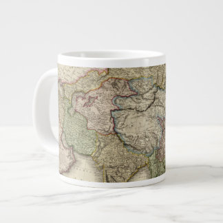 Asia 6 2 giant coffee mug