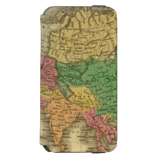 Asia 6 iPhone 6/6s wallet case