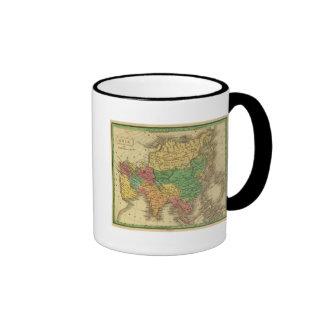 Asia 6 taza de café