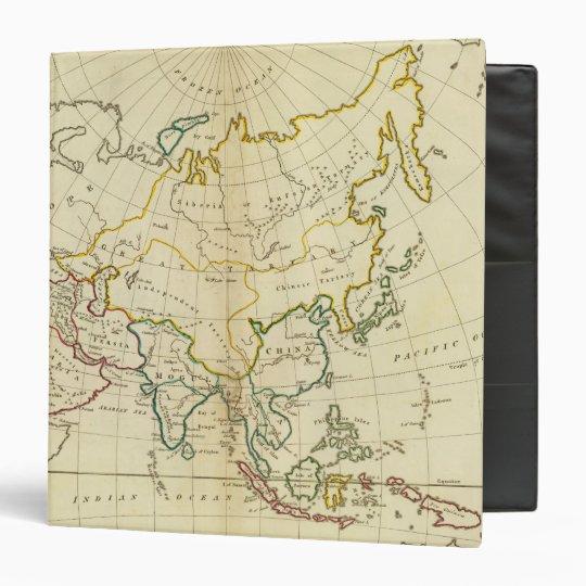Asia 7 binder