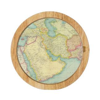 Asia al sudoeste