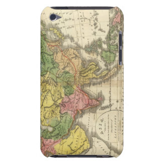 Asia and Empire of Genghis Kahn iPod Touch Case-Mate Case