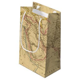 Asia antigua bolsa de regalo pequeña