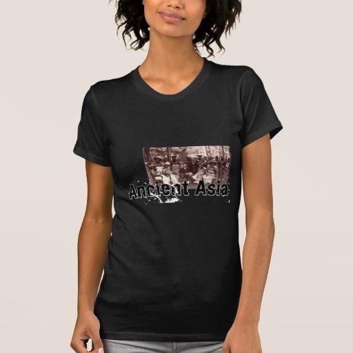 Asia antigua camiseta