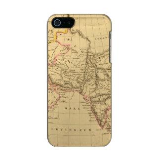 Asia antigua carcasa de iphone 5 incipio feather shine