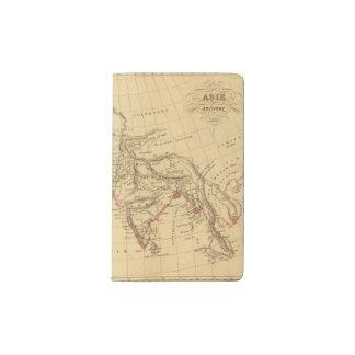 Asia antigua cuaderno de bolsillo moleskine