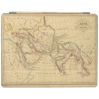 Asia antigua cubierta de iPad