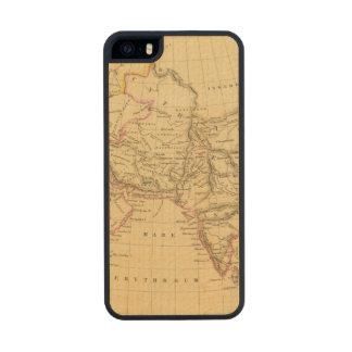 Asia antigua funda de arce carved® para iPhone 5