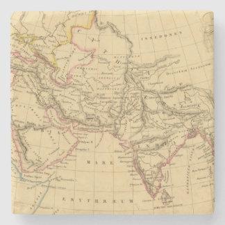 Asia antigua posavasos de piedra