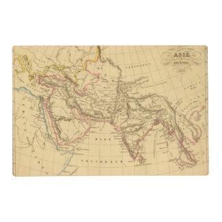 Asia antigua tapete individual