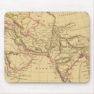 Asia antigua tapetes de ratones